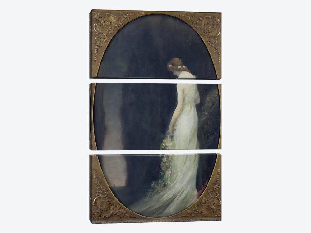 Evening, 1911  by Gabriel-Joseph-Marie-Augustin Ferrier 3-piece Art Print