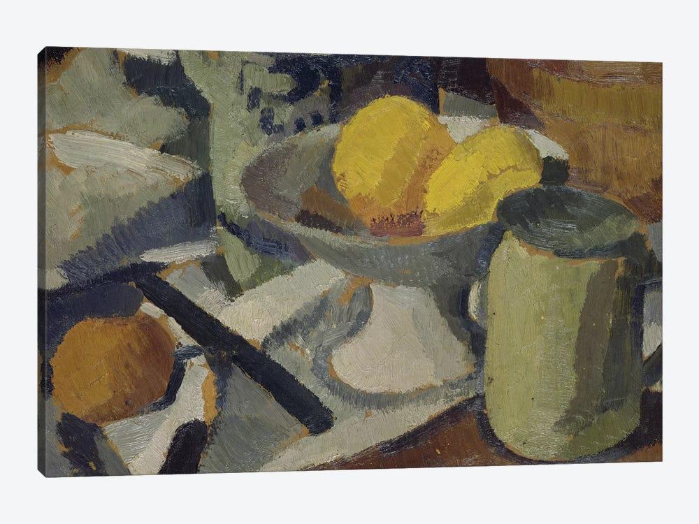 Still Life  by Roger de la Fresnaye 1-piece Canvas Art Print