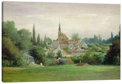 Verriere-le-Buisson, c.1880  Canvas Art Print