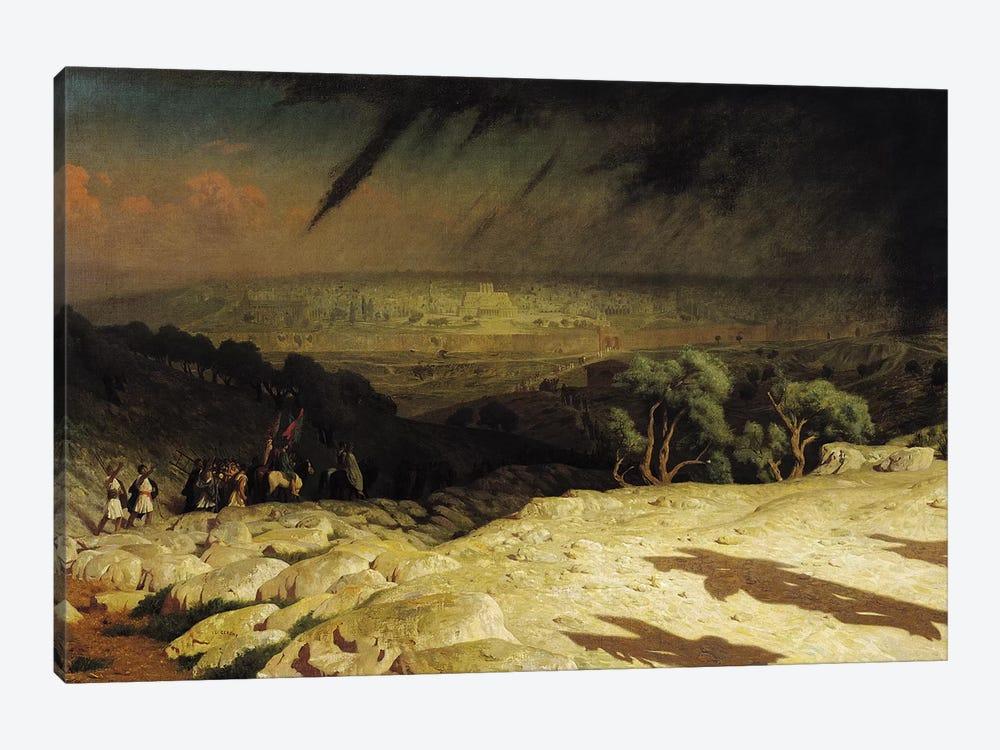 Jerusalem  by Jean Leon Gerome 1-piece Art Print