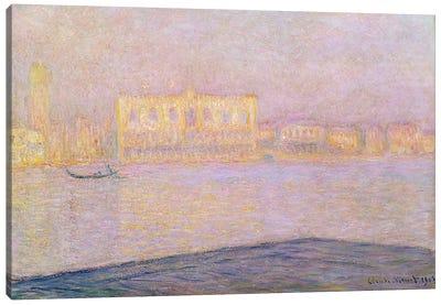 The Ducal Palace from San Giorgio, 1908  Canvas Art Print