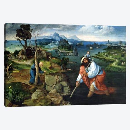 St. Christopher  Canvas Print #BMN2769} by Joachim Patinir Canvas Print