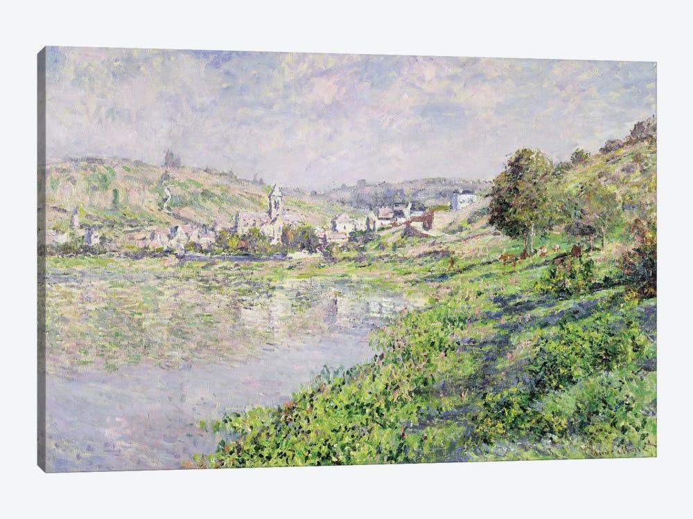 Vetheuil, 1879  by Claude Monet 1-piece Canvas Art