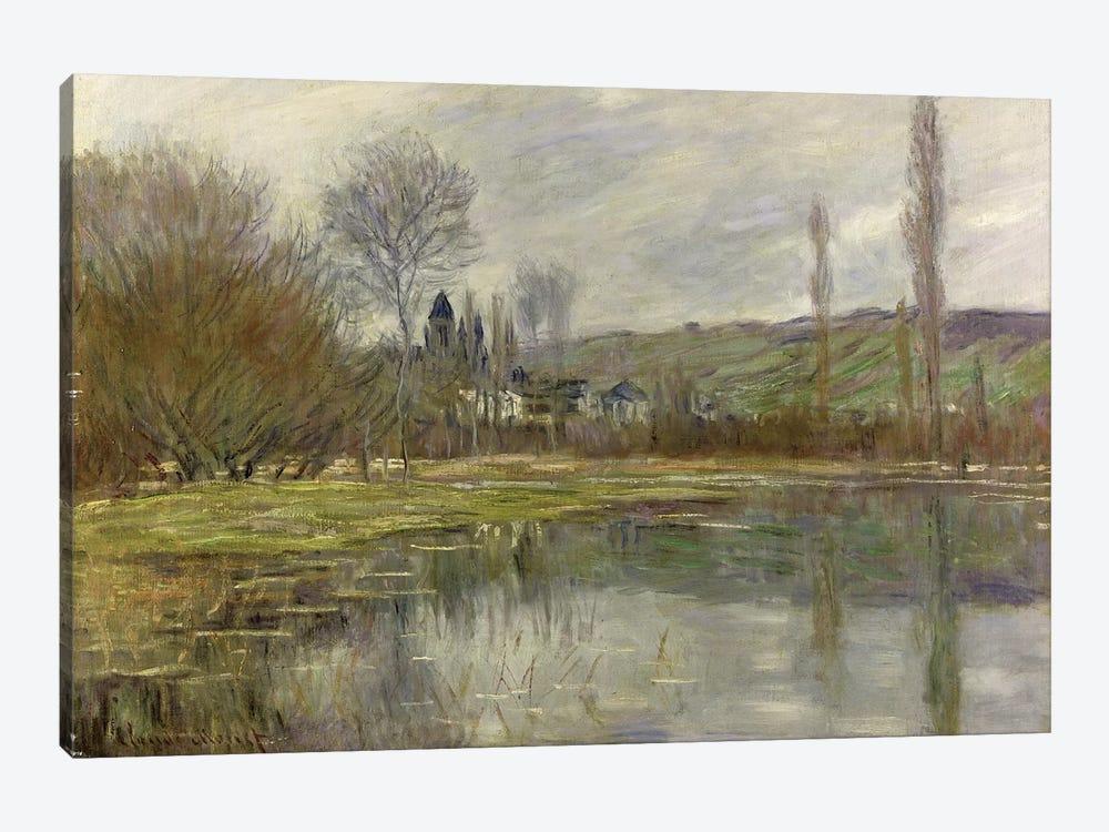 Landscape  by Claude Monet 1-piece Canvas Print