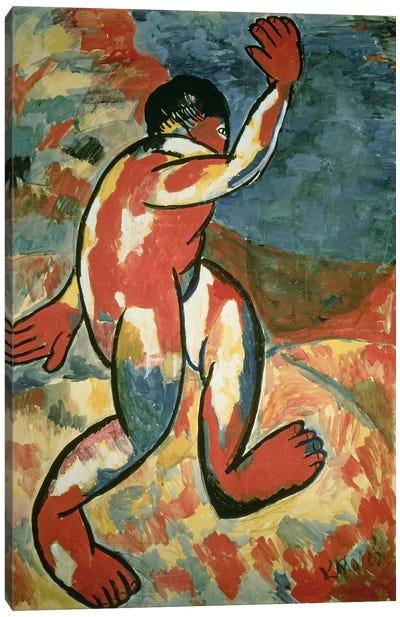 A Bather, 1911  Canvas Art Print