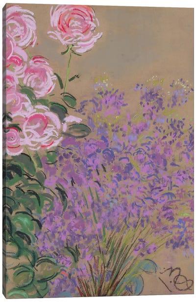 Flowers  Canvas Art Print