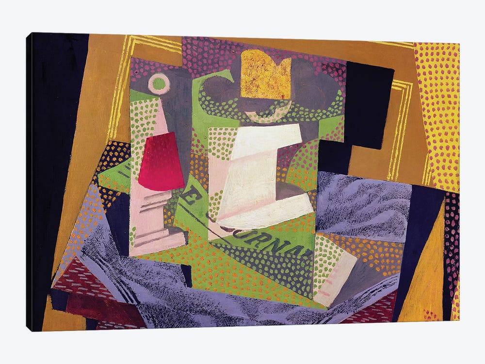 Composition on a Table, 1916  by Juan Gris 1-piece Canvas Art