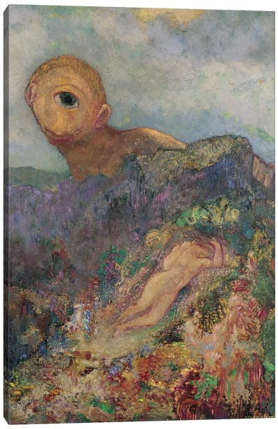 The Cyclops, c.1914  Canvas Art Print