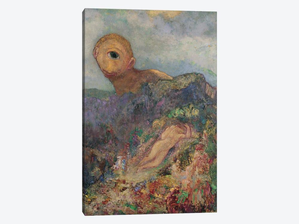 The Cyclops, c.1914  by Odilon Redon 1-piece Canvas Artwork
