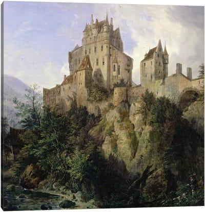 Eltz Castle  Canvas Art Print