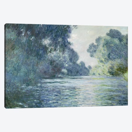 Branch of the Seine near Giverny, 1897  Canvas Print #BMN2948} by Claude Monet Canvas Art Print