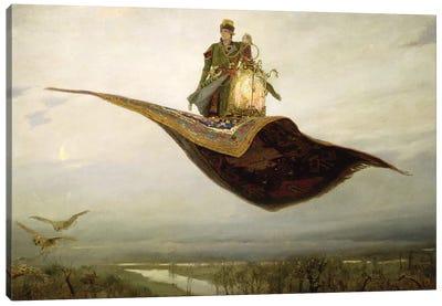 The Magic Carpet, 1880  Canvas Art Print