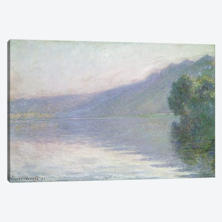 The Seine at Port-Villez, 1894  Canvas Print #BMN2957} by Claude Monet Art Print
