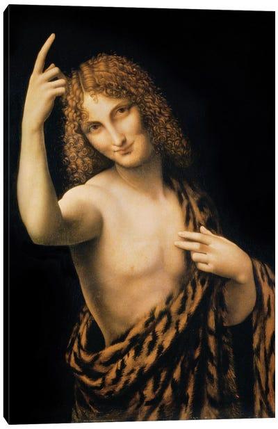 St. John the Baptist, 16th century  Canvas Art Print