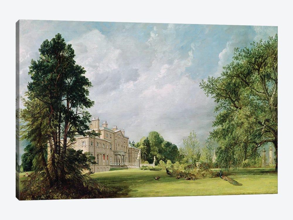 Malvern Hall, Warwickshire, 1821  by John Constable 1-piece Art Print