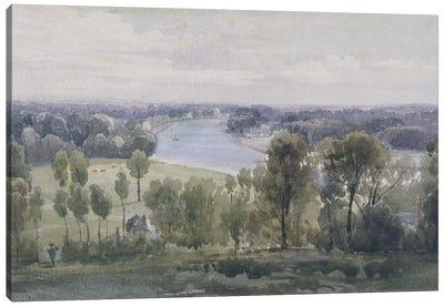 Richmond Hill, 1830  Canvas Art Print