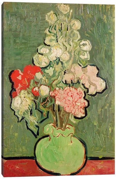 Bouquet of flowers, 1890  Canvas Print #BMN3012