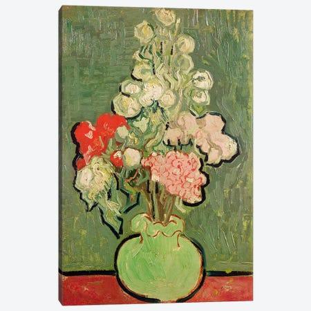 Bouquet of flowers, 1890  Canvas Print #BMN3012} by Vincent van Gogh Canvas Artwork
