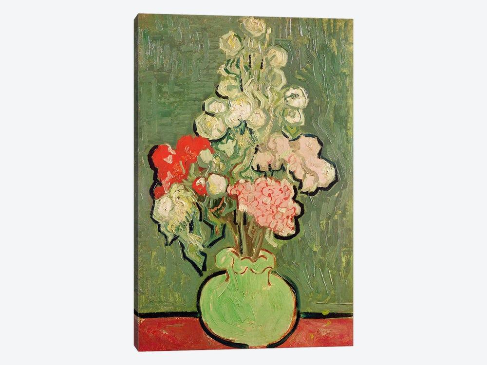 Bouquet of flowers, 1890  by Vincent van Gogh 1-piece Canvas Art