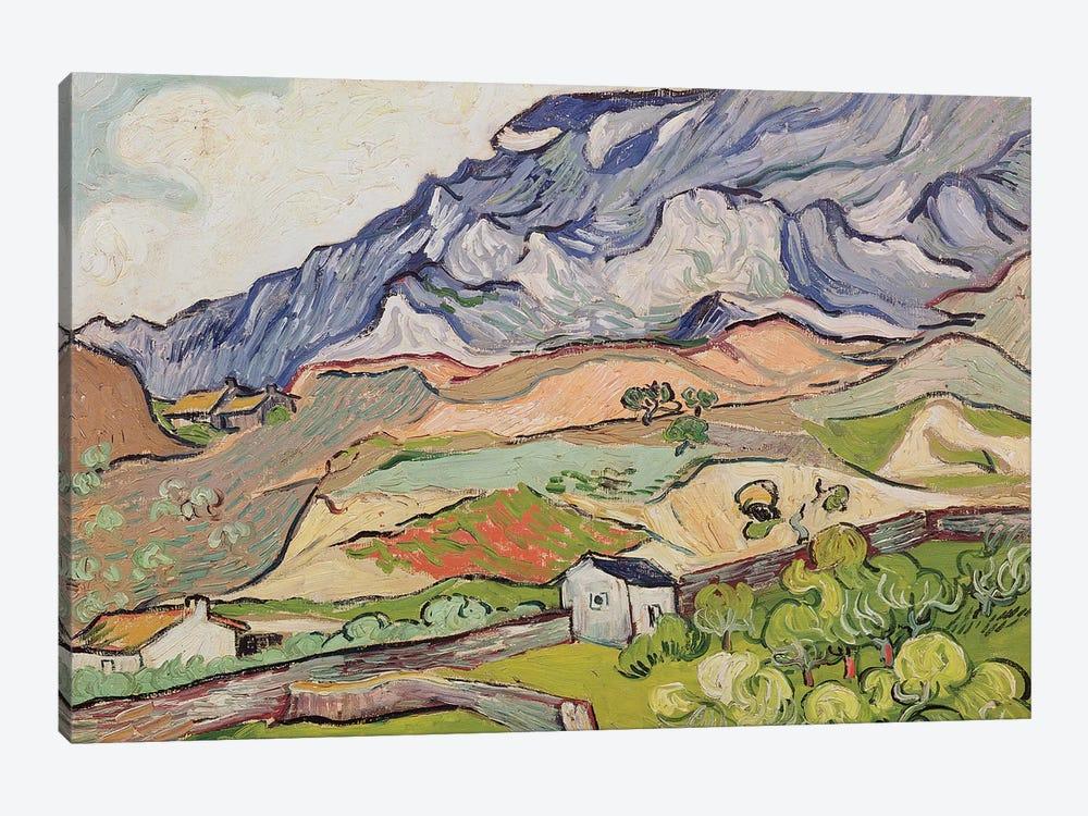 The Alpilles, 1890  by Vincent van Gogh 1-piece Canvas Art