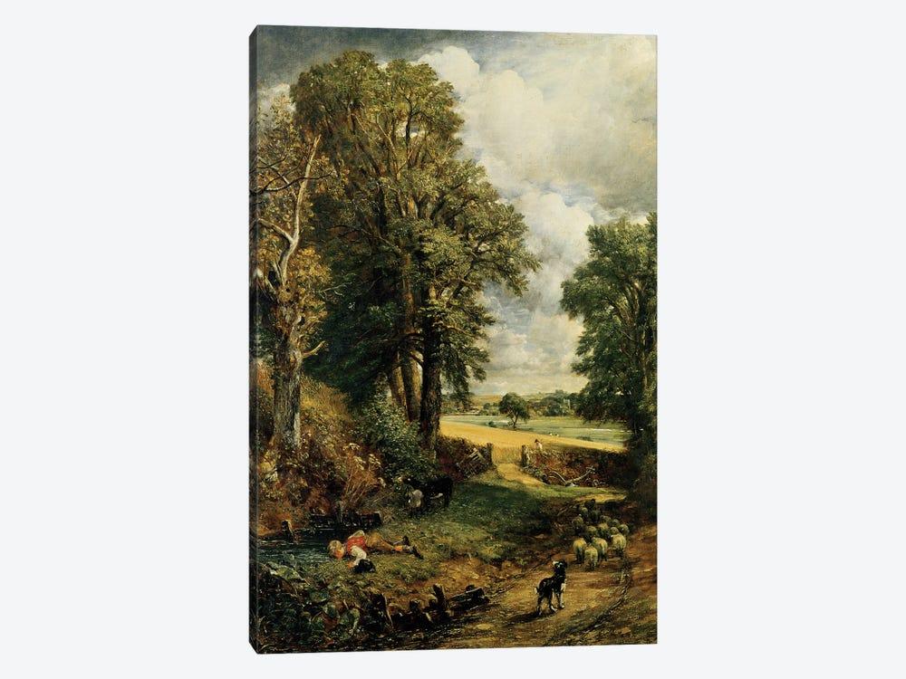The Cornfield, 1826  by John Constable 1-piece Canvas Art