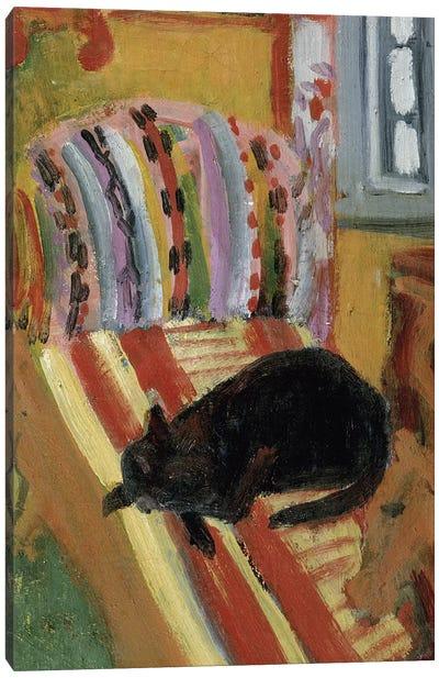 The Living Room, 1920   Canvas Art Print