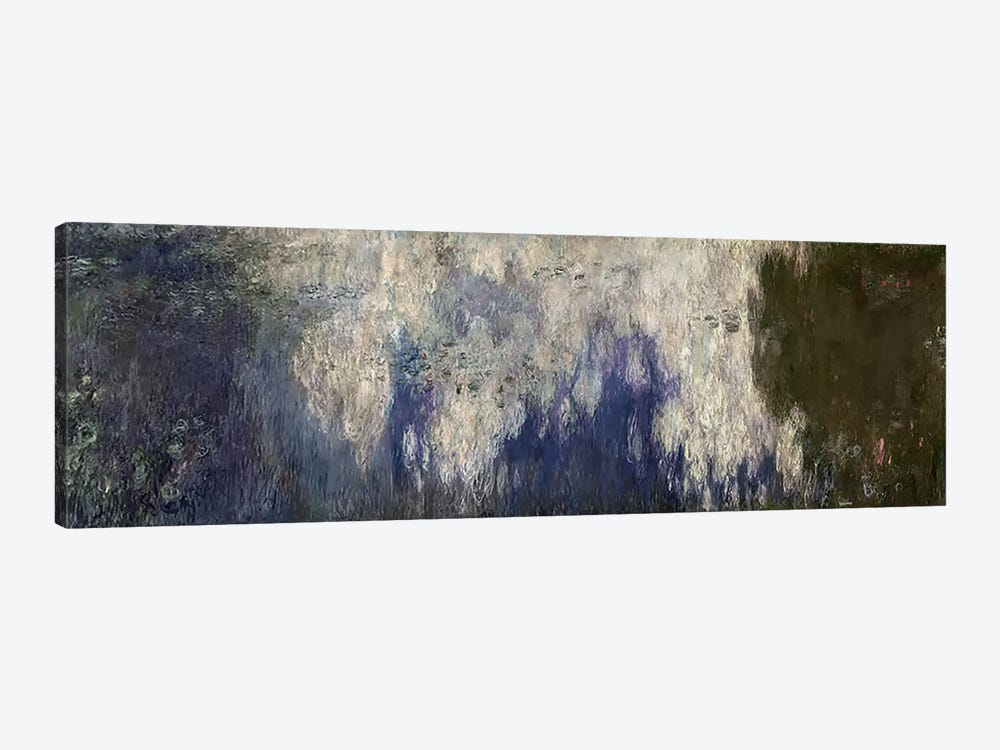 The Waterlilies - The Clouds, 1914-18  by Claude Monet 1-piece Canvas Art