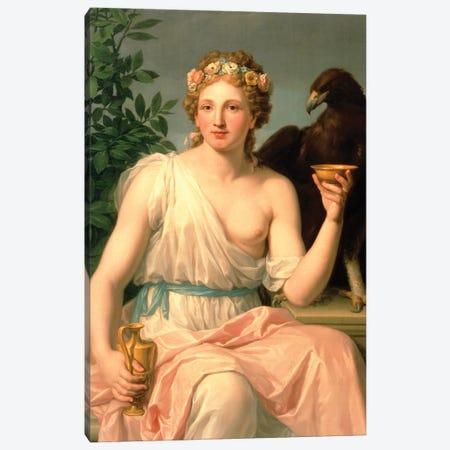 Hebe, 1784  Canvas Print #BMN3127} by Francisco Javier Ramos y Albertos Art Print