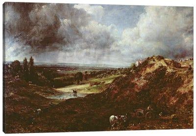 Branch Hill Pond, Hampstead Heath, 1828  Canvas Art Print