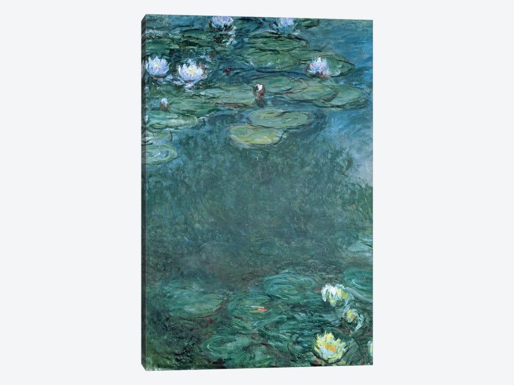 Water-Lilies  by Claude Monet 1-piece Art Print