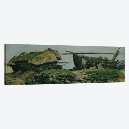 Pres d'Etretat, c.1868  Canvas Print #BMN3204} by Claude Monet Canvas Wall Art