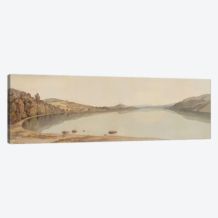Lake Windermere, 1786  Canvas Print #BMN3206} by Francis Towne Canvas Artwork