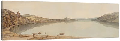 Lake Windermere, 1786  Canvas Art Print
