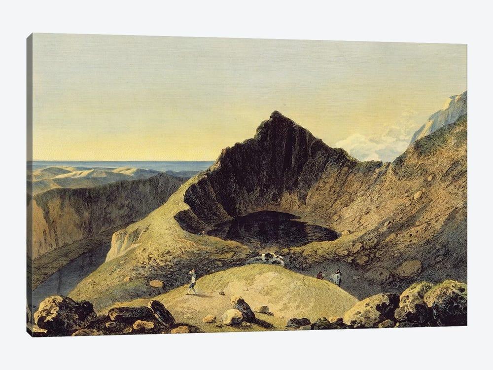 The Summit of Cader Idris Mountain, 1775  by Richard Wilson 1-piece Art Print