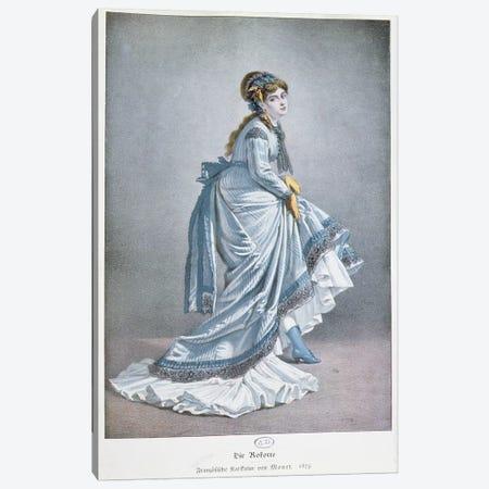 'Die Kokotte', 1875  Canvas Print #BMN3278} by Claude Monet Canvas Art