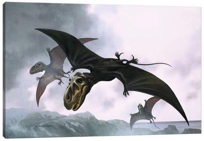 Dimorphodon Canvas Art Print