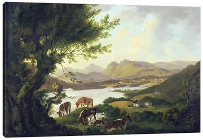 Lake Windemere  Canvas Art Print