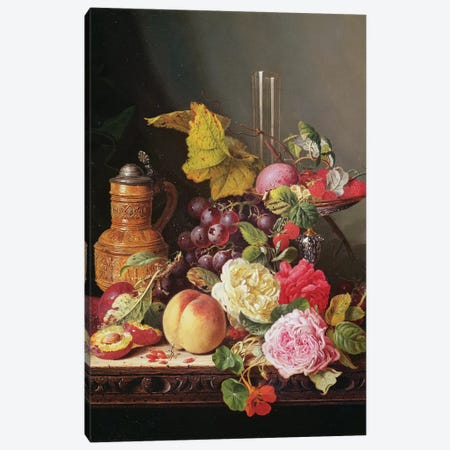 Still Life  Canvas Print #BMN332} by Edward Ladell Canvas Art
