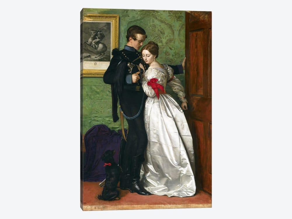 The Black Brunswicker, 1860  by Sir John Everett Millais 1-piece Canvas Art Print