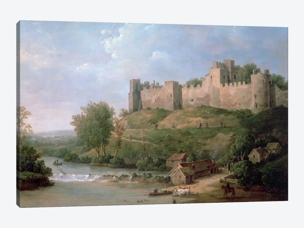 Ludlow Castle  by William Marlow 1-piece Canvas Art