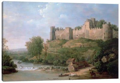 Ludlow Castle  Canvas Art Print