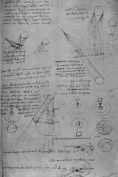 Astronomical Diagrams  From The Codex Leic