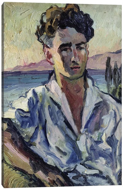 Iosif Utkin, 1931  Canvas Art Print