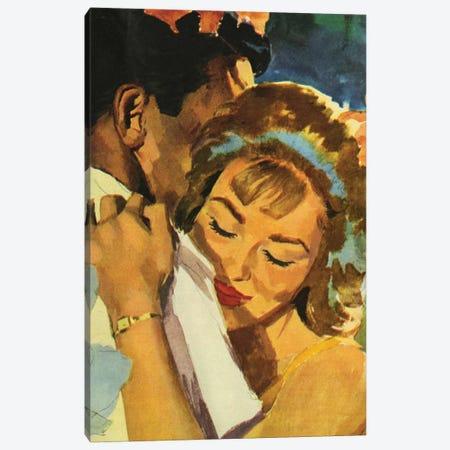 Illustration from magazine, 1962  Canvas Print #BMN3514} by English School Canvas Art