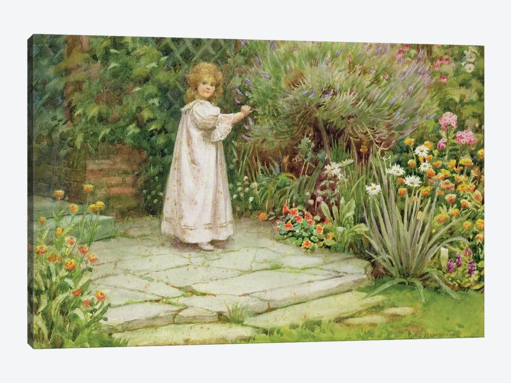 My Garden  by William Ashburner 1-piece Art Print