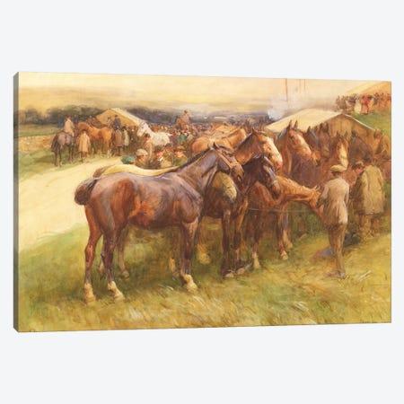 Brough Hill  Canvas Print #BMN3576} by John Atkinson Canvas Art