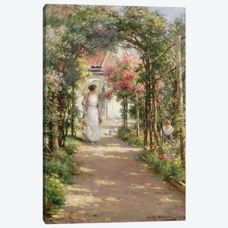 Summer, 1918  Canvas Print #BMN3615} by William Kay Blacklock Canvas Print