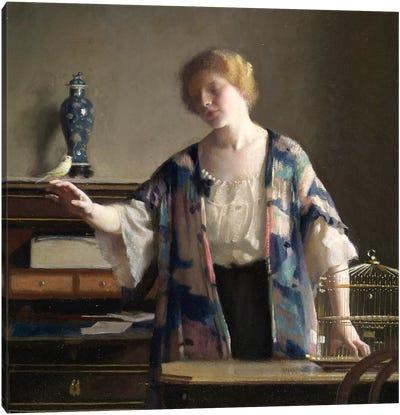 The Canary, 1913  Canvas Art Print