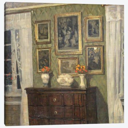 An Interior  Canvas Print #BMN3689} by Niels Holsoe Canvas Art Print