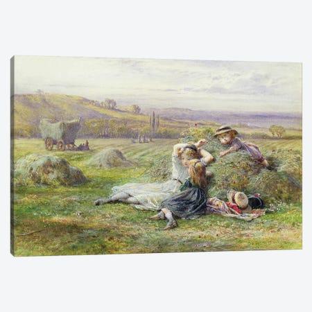 Resting  Canvas Print #BMN3728} by William Stephen Coleman Canvas Artwork